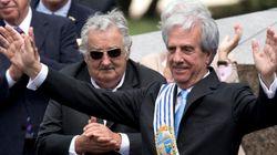 El antiguo y el nuevo presidente de
