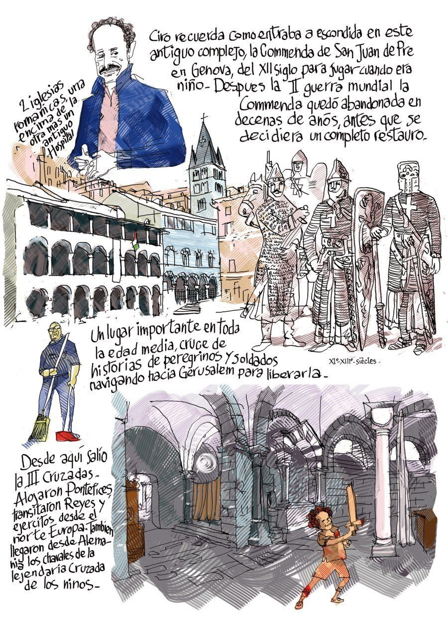 El patrimonio de Génova, conservado por