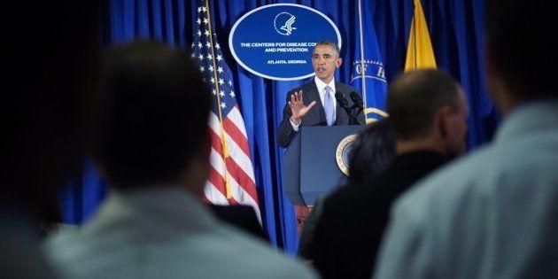 Obama envía 3.000 soldados a Liberia para luchar contra el