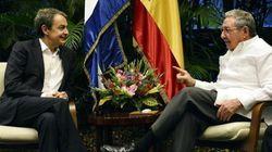 Zapatero sucumbe al síndrome del