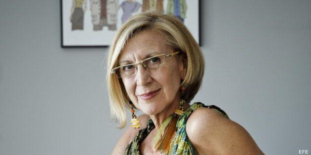 Rosa Díez revalida el liderazgo de UPyD en su mejor momento y sin lista