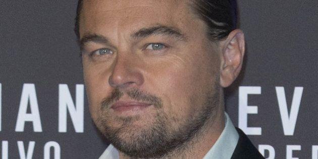 Leonardo DiCaprio sale ileso de un accidente de coche cerca de Nueva