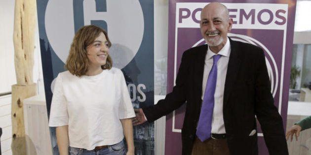 Podemos y Ganemos Madrid reanudan su candidatura, bloqueada por un