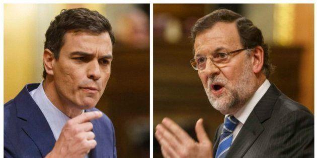Sánchez intervendrá dos veces en la campaña andaluza; Rajoy,