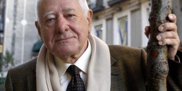 Muere Francisco González Ledesma, padre de la novela negra