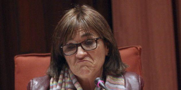 Marta Pujol admite que 11 de sus 12 contratos con la Generalitat fueron sin