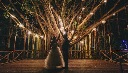 19 ideas originales para una boda llena de luz