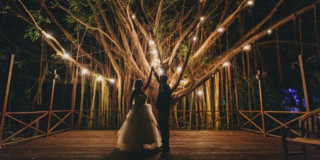 19 ideas originales para iluminar tu boda
