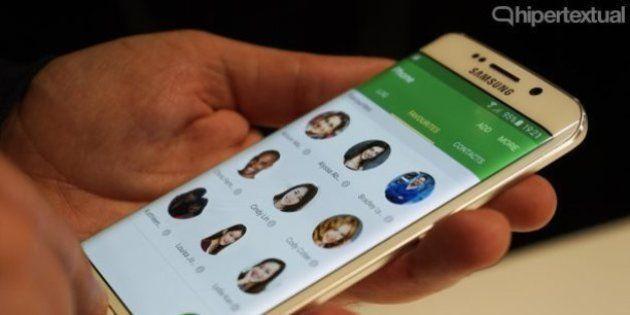 Los móviles más destacados del Mobile World Congress