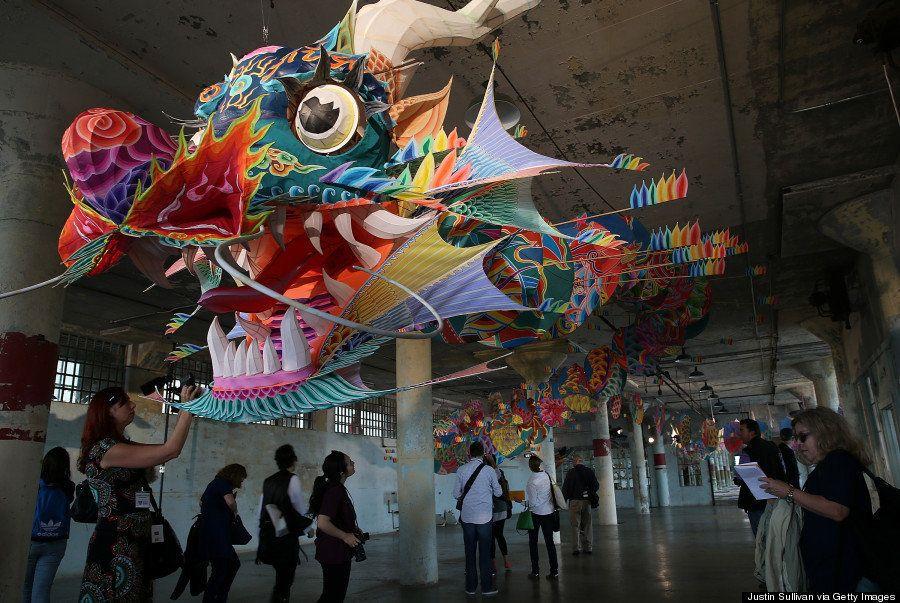El artista disidente Ai Weiwei encuentra la libertad en