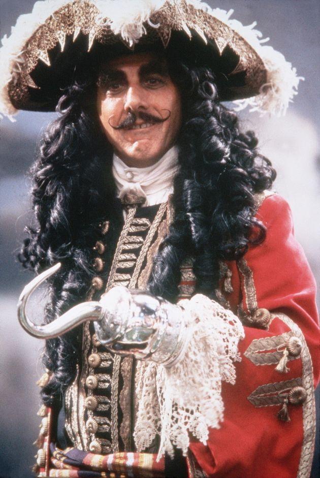 El sombrero del Capitán Garfio en 'Hook' es en realidad...