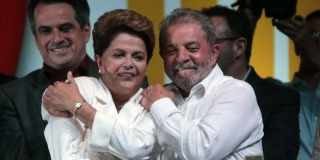 Rousseff nombra ministro a Lula da Silva, acosado por la