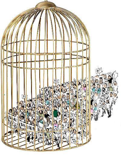 Venezuela: ¿qué democracia encarcela a la