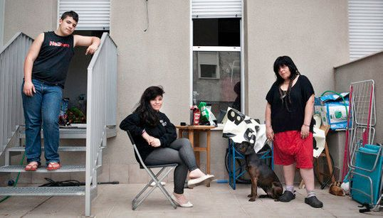 Ocupaciones colectivas: laboratorios de vivienda ante la oleada de