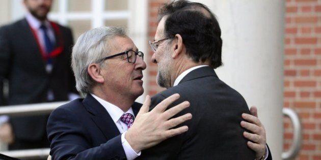 Jean-Claude Juncker dice que con el nivel de desempleo no se puede dar la crisis por