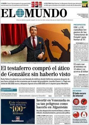 Revista de prensa: Sensación de