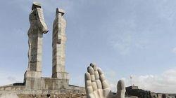 El presidente turco, multado con 3.500 euros por tildar una escultura de