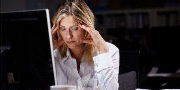 10 preocupantes hábitos de las personas crónicamente