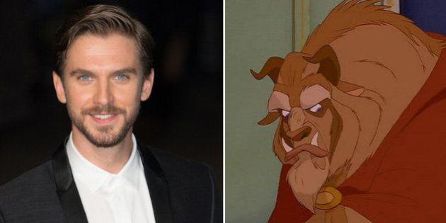 Dan Stevens, de 'Downton Abbey', se une a Emma Watson en 'La Bella y la