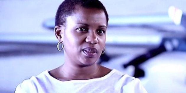 La primera mujer piloto de Sudáfrica anima a otras mujeres a