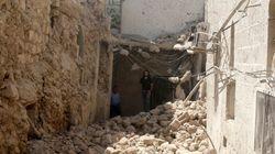 Estoy atrapada en Alepo y temo por la seguridad de mi futuro