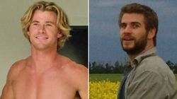 Los hermanos Hemsworth llegan a la