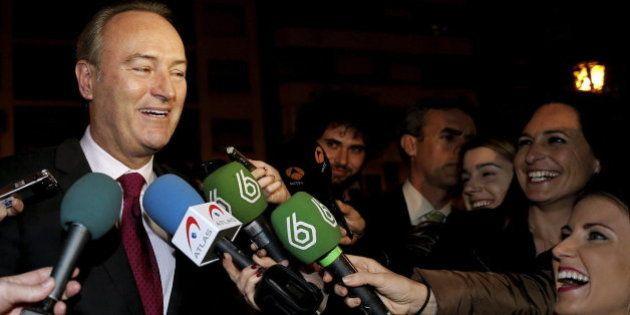 Fabra será el candidato del PP en la Comunidad Valenciana con Rita Barberá de 'número