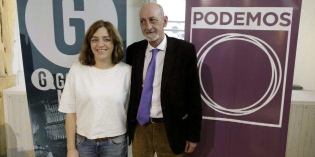 Ahora Madrid: La marca de Podemos y Ganemos en la