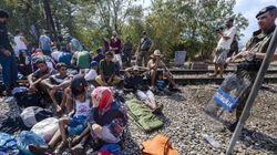 Estado de emergencia en Macedonia por la llegada de