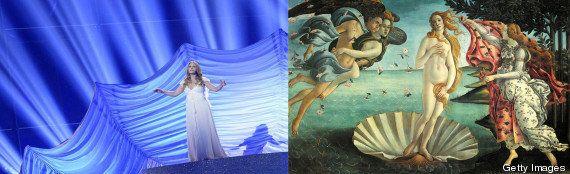 Montajes Eurovisión 2014: los 11 detalles más comentados de la gala (FOTOS,