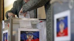 El este de Ucrania vota en referéndum si se