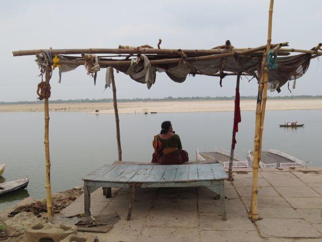 Los 'mahila mandal' y la lucha de la mujer