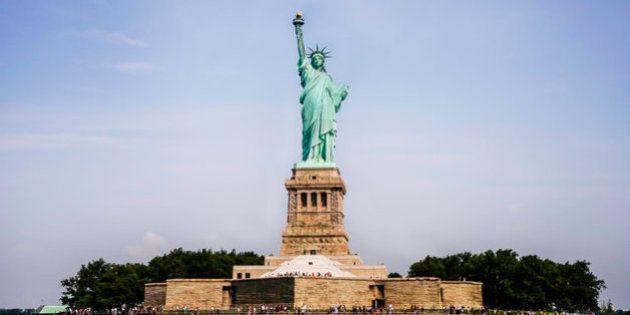 ¿Es la Estatua de la Libertad un