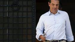 Tsipras propondrá celebrar elecciones anticipadas el 20 de