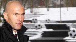 Zidane, inhabilitado por entrenar sin