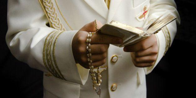 ¿Primeras comuniones? La Conferencia Episcopal está