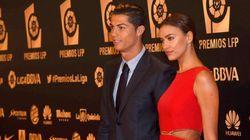 Cristiano Ronaldo, estrella de la gala de la LFP