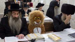 Así es el Purim, el carnaval de los judíos