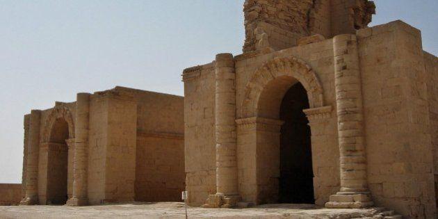 El Estado Islámico destruye ahora la antigua ciudad de Hatra, Patrimonio de la