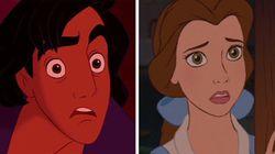 La conexión que no te imaginabas entre 'Aladdín' y 'La Bella y la
