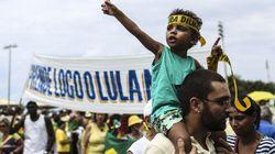 La foto que indigna a los brasileños en mitad de las
