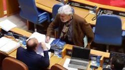 La bronca de Beiras a un diputado por la que fue expulsado del Parlamento