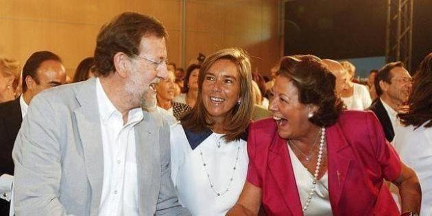 La misteriosa reunión de Rajoy y Barberá en La