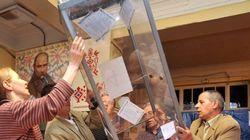 Casi el 90% de los votantes de Donetsk apoya independizarse de
