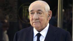 Muere Isidoro Álvarez, presidente de El Corte