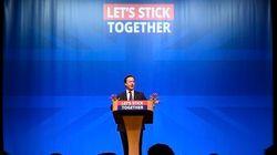 El último mensaje de Cameron a los escoceses para evitar un