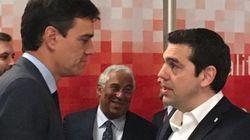Sánchez pide a Tsipras que le eche una mano con Pablo