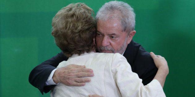 Un juez anula de forma cautelar el nombramiento de Lula como