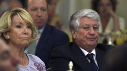 La imputada Esperanza Aguirre declarará ante el juez la semana que