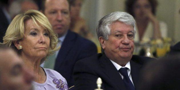 Esperanza Aguirre declarará como imputada por desobediencia el 22 de